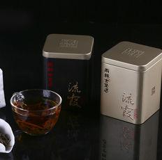 """新版古树红茶""""流霞""""包装设计分享。茶叶包装设计公司""""新道设计""""作品"""