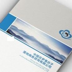 咨询落地公司企业文化宣传册