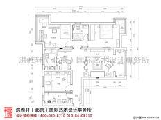 新中式精品住宅装修 以轻盈姿态抒写清雅禅意