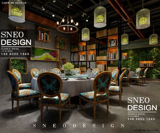 成都最专业主题餐厅装修设计策划公司