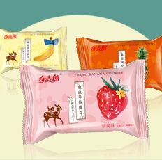 【百纳食品包装设计】东京曲奇:奇麦郎品牌整合案例2.0