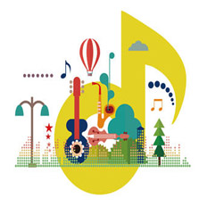 【品牌形象】常州天鹅湖音乐小镇