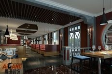 重庆特色餐厅装修设计公司-时尚餐饮设计装修【爱港装饰】