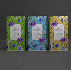 食用油铁盒系列包装设计——智圆行方包装设计机构案例鉴赏!