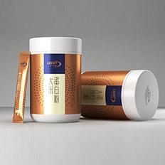 大米蛋白粉包装设计—智圆行方包装设计案例鉴赏