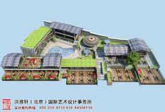 宜昌长阳某客栈整体规划设计方案