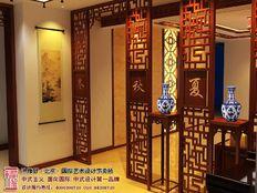 新中式装修效果图 环境优雅却没丝毫呆板