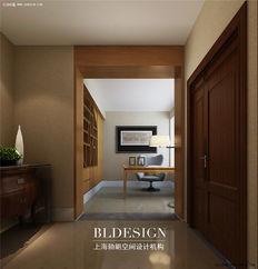 郑州样板间别墅设计公司推荐郑州时尚复式别墅设计案例