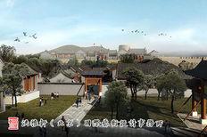 寺庙效果图 寺院装修效果图 寺庙平面设计图