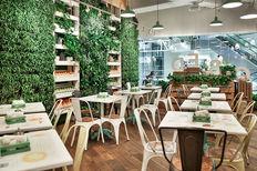 自助餐厅设计---Obed bufet