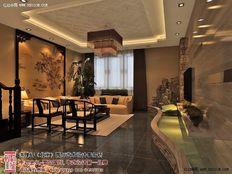乌鲁木齐精品住宅装饰设计 优雅设计中营造奢华家居气氛