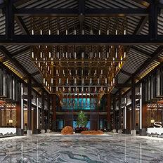 成都度假酒店设计-度假酒店设计公司-水木源创