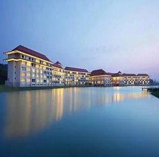 品竹酒店设计:国庆长假去看看这家太湖酒店设计