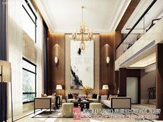 新中式别墅设计 清雅风情的生活格调