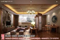 南京某茶楼古典中式风格装修案例