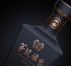 茅浆酒包装设计———灵犊设计