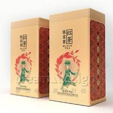 梦工场包装设计案例:张家界茶业