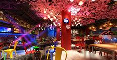 主题餐厅设计案例赏析------宴遇音乐餐厅设计