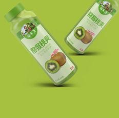 【百纳食品包装设计案例】摘果源果汁饮料品牌整合案例
